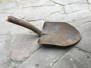 Совковая лопата вермахт
