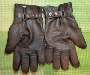 Перчатки кожанные. Германия.