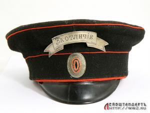 Кивер Л.Гв. Волынскаго полка