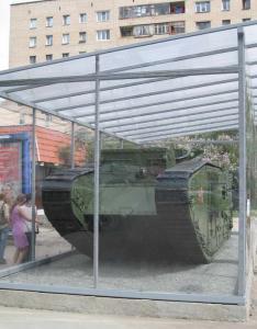 Музеи военной техники. Где и что имеется в наличии и новые экспонаты.