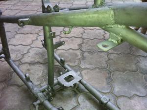 Рама М 72