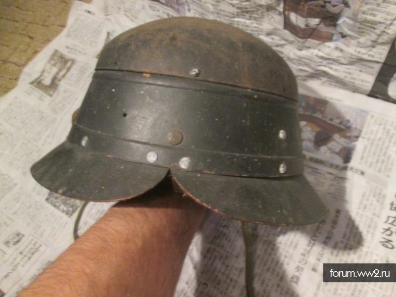 Помогите идентифицировать шлем