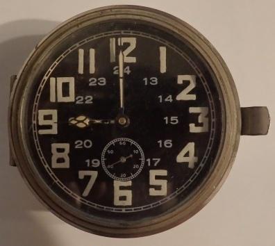 Что за часы?