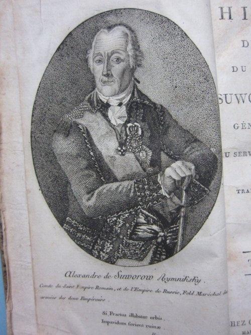 Александр Суворов (прижизненное издание)