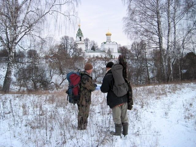 Р-5 под Москвой