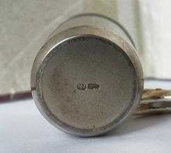 Продам набор стопок, серебро, 1954 г.