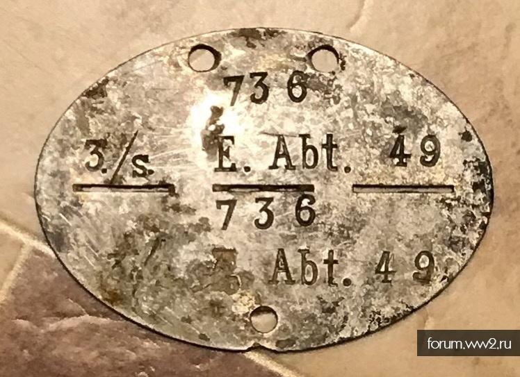 3/s. E.Abt. 49