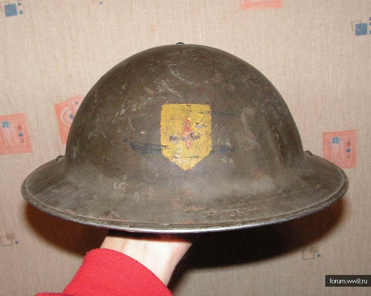 Шлем МК2, эмблема ПВО (Новая Зеландия)