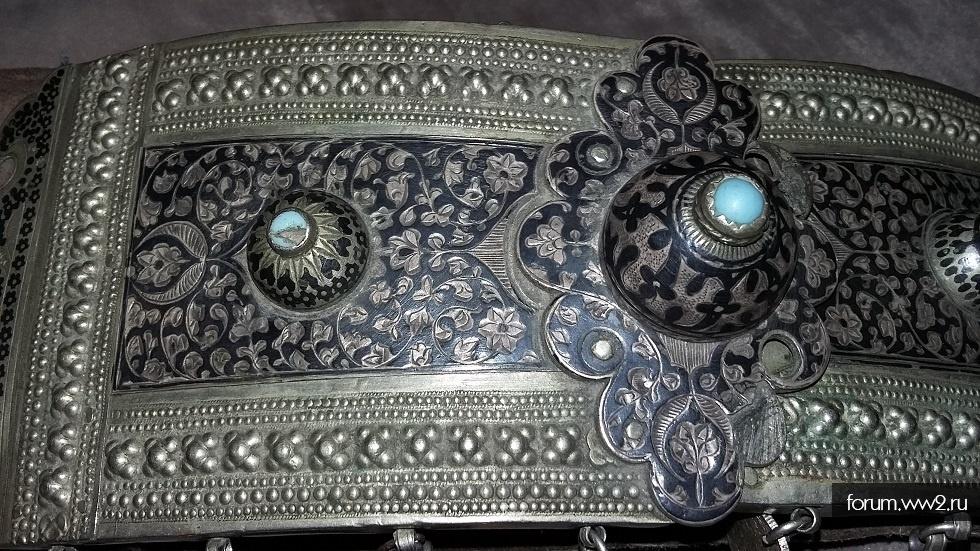 кавказский пояс