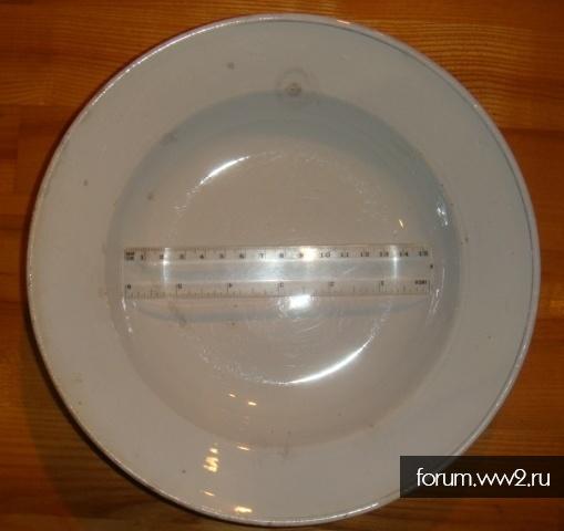клеймы на тарелках