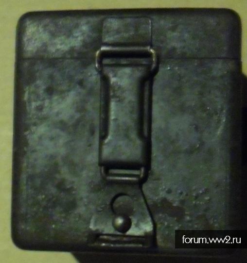 Бокс аккумуляторов подсветки МГ34