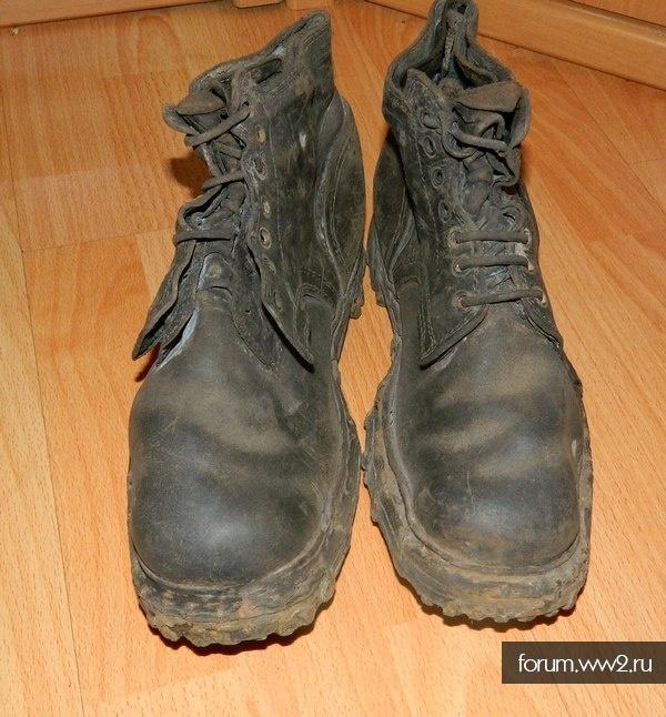 ботинки горных егерей
