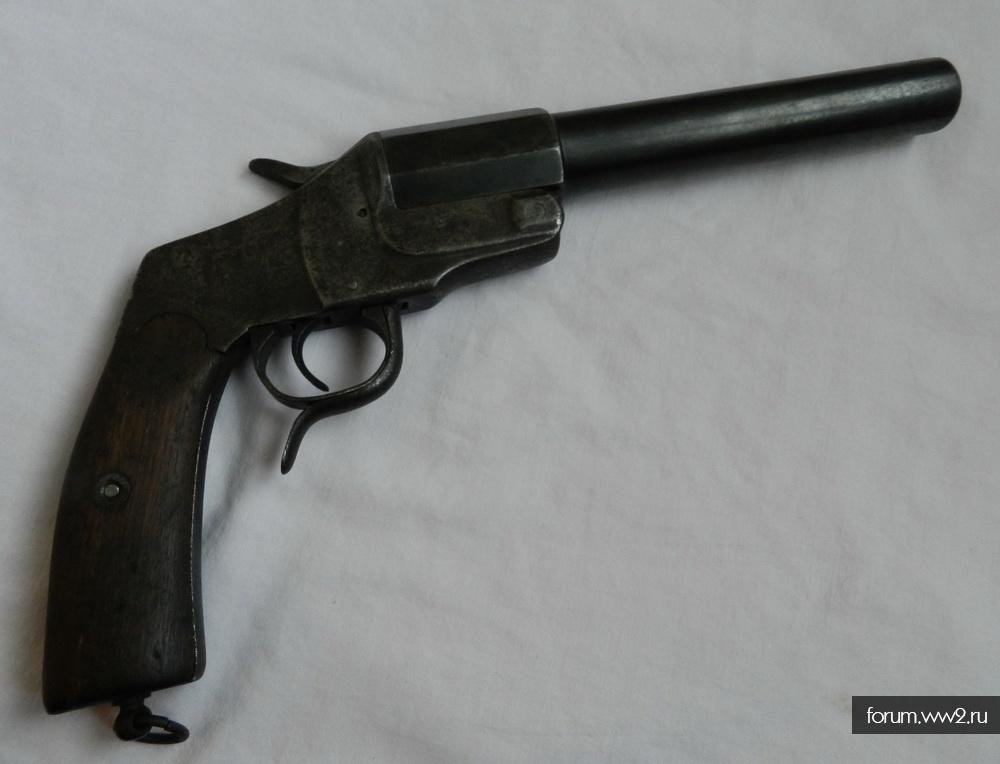 Ракетница Hebel Model 1894 Германия