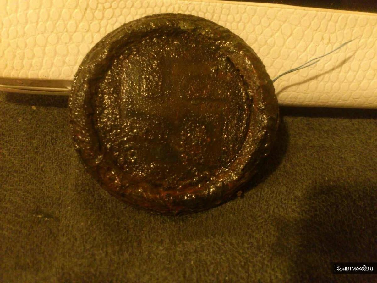 Срединка знака ордена немецкого креста