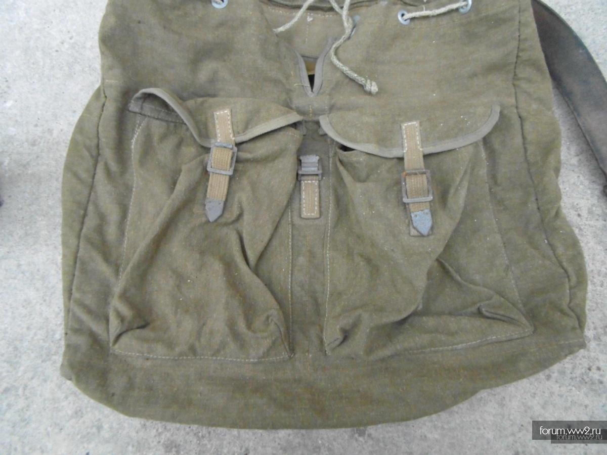 рюкзак вермахт