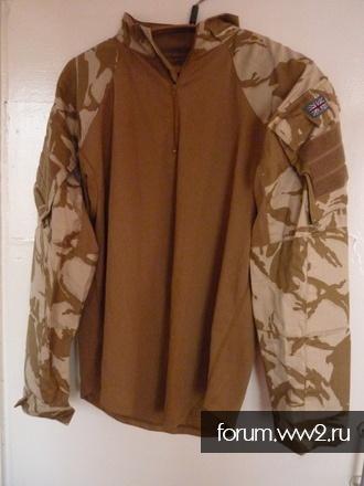 Рубаха под бронежилет Великобритания, DesertDPM.