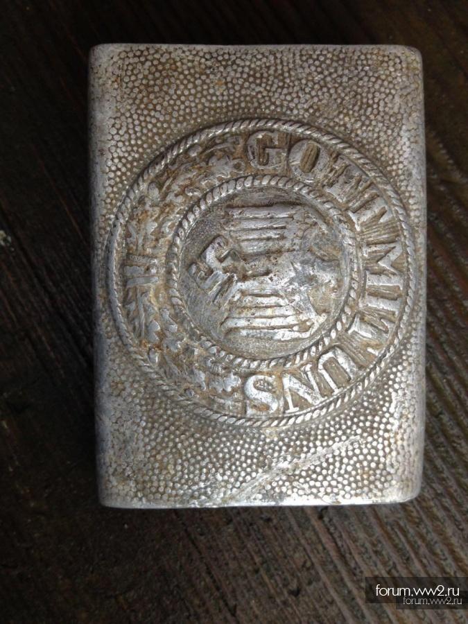 Алюминиевая GMU