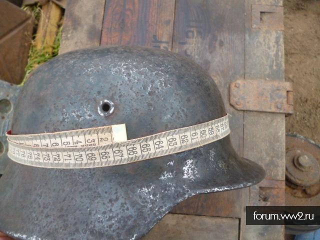 шлем вермахт.