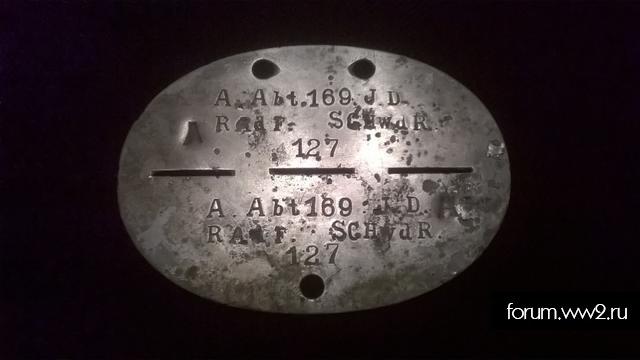 A.Abt 169.J.D.RAdF.SCHwdR.