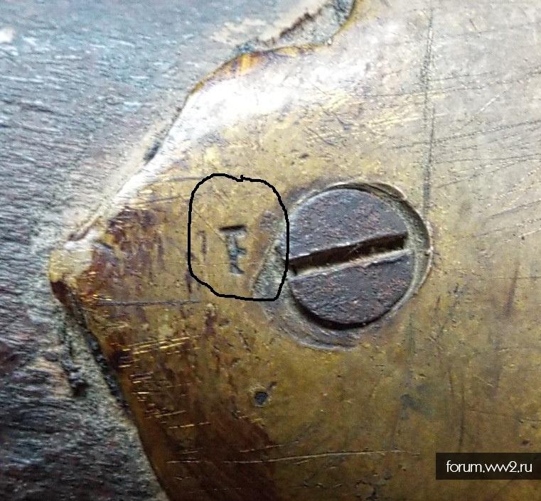 За какой образец этот ножен?