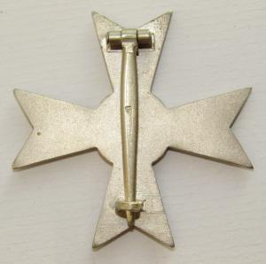 Kriegsverdienstkreuz первый класс без мечей на опознание?