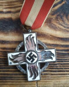 Крест пожарного