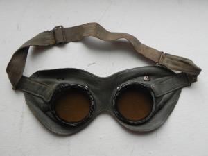 Уставные защитные очки Вермахта (Schützbrille).