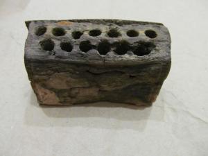 Пенал для детонаторов ручных гранат ПМВ.