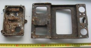 Алюминиевые детали под аппаратуру