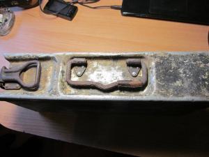 Ящик для пулемётных  лент МG.