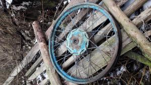 Подскажите пожалуйста от какой модели колесо?