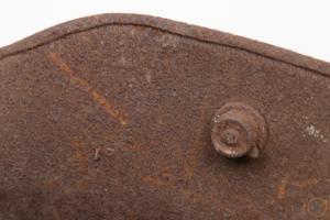 M16, крепление подбородочного ремня