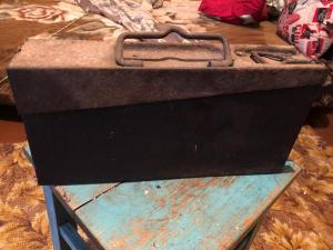 Ящик от MG42
