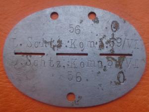 L.Schtz.Komp.59/VI - 56 Новгородская область