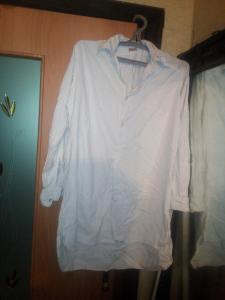 Белая рубашка для солдат вермахта