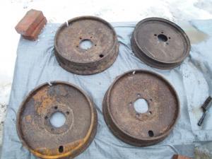 Немецкие колесные диски