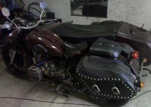 Мотоцикл М72
