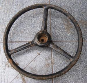 Бошевский руль и тормозной барабан