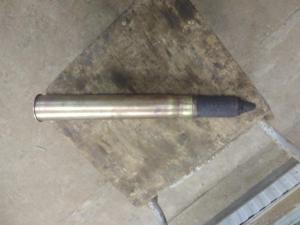 Макет 45мм ОФ снаряда